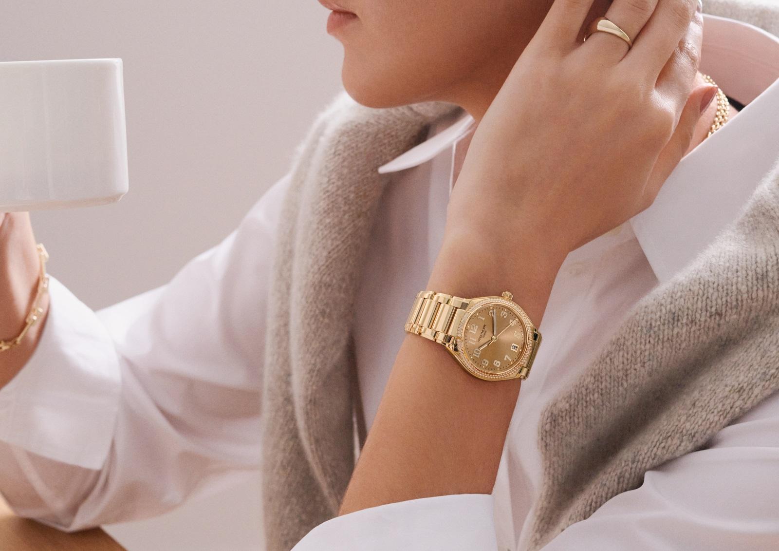Copy Patek Philippe Twenty~4 Quartz Ref. 4910/1201R-001 Watches