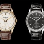 "Copy Patek Philippe Calatrava ""Clous de Paris"" Ref. 6119 Replica Watch"