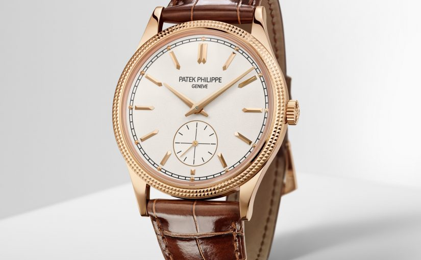 Patek Philippe Calatrava Ref. 6119 Copy Watch With New Design & Movement