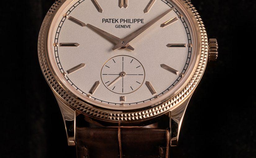 Patek Philippe Calatrava Ref. 6119R-001 luxury dress replica watch